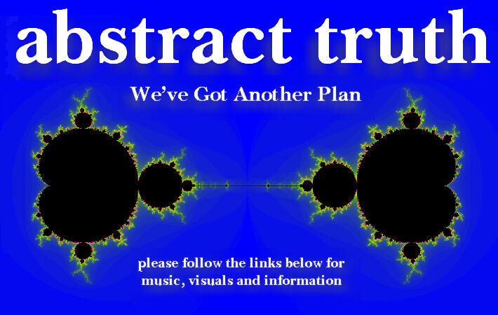 Abstract Truth : Welcome ! Please follow the links below.